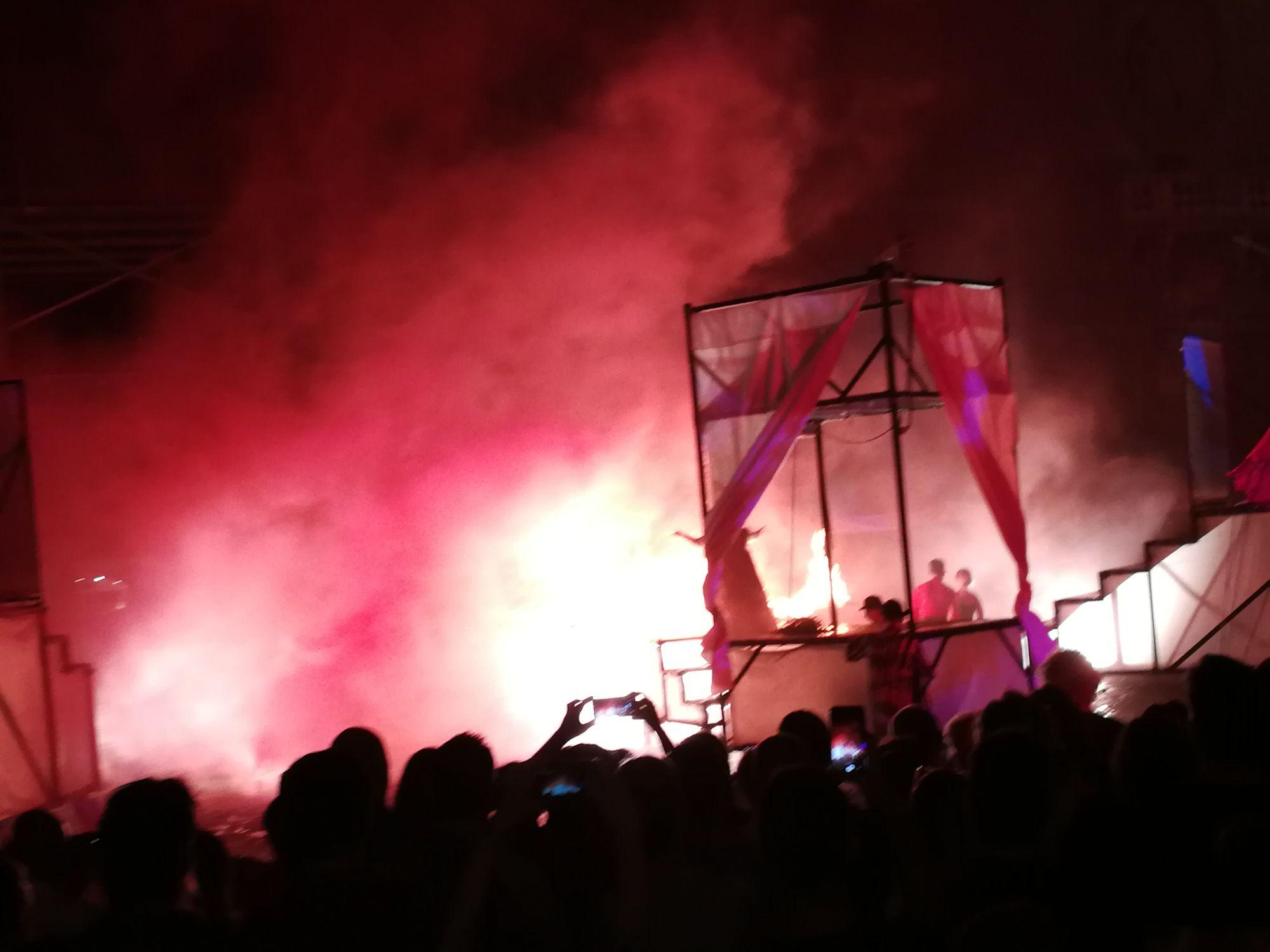 Fantasmagorie in piazza, Mantova