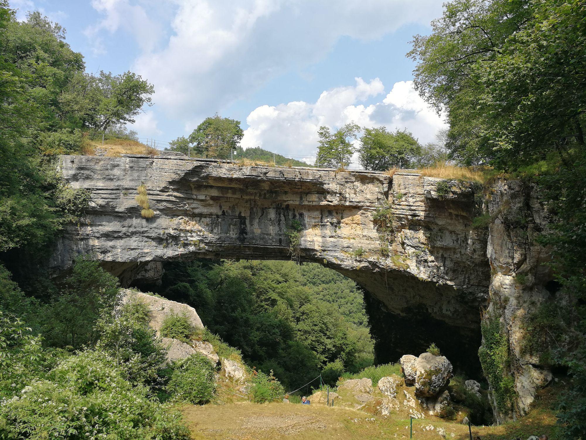 Ponte di Veja, Lessinia